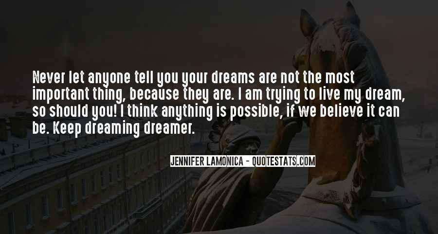 Quotes About Not Possible #21925