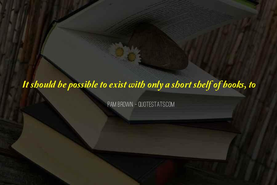 Quotes About Not Possible #23368