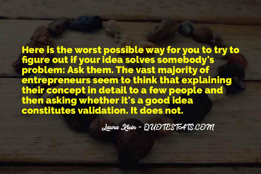 Quotes About Not Possible #35160