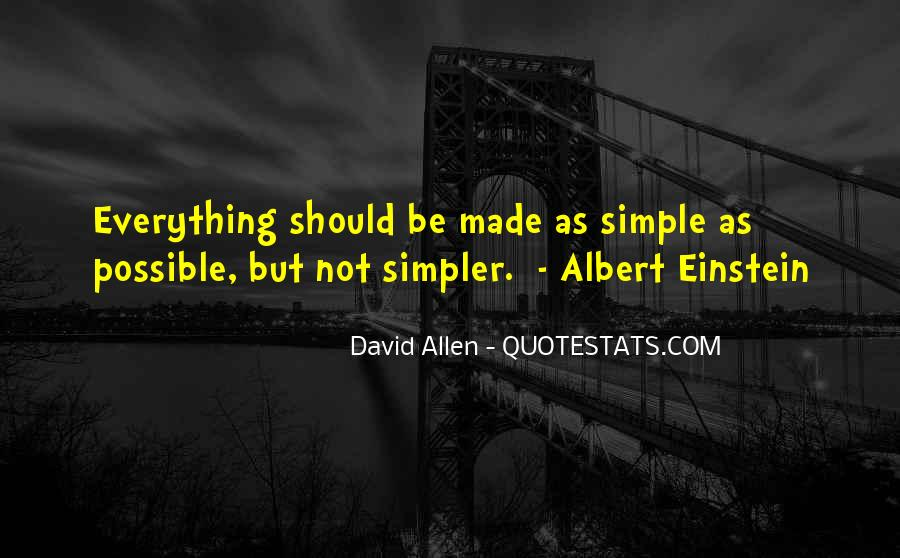 Quotes About Not Possible #40352