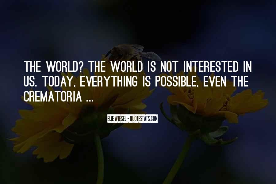 Quotes About Not Possible #41391