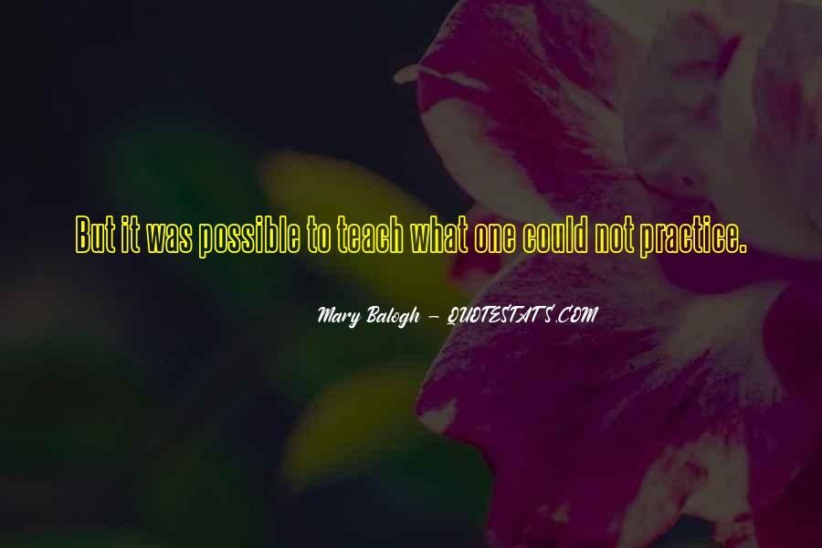 Quotes About Not Possible #43874