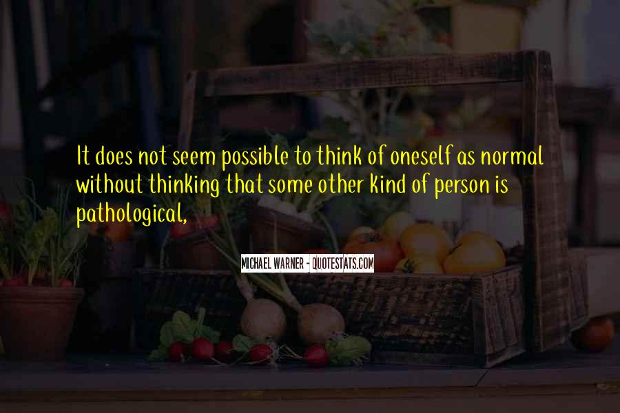Quotes About Not Possible #4470