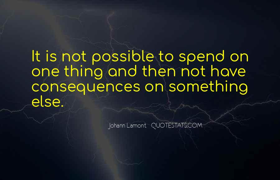 Quotes About Not Possible #47018