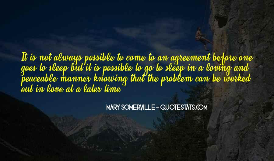 Quotes About Not Possible #47582