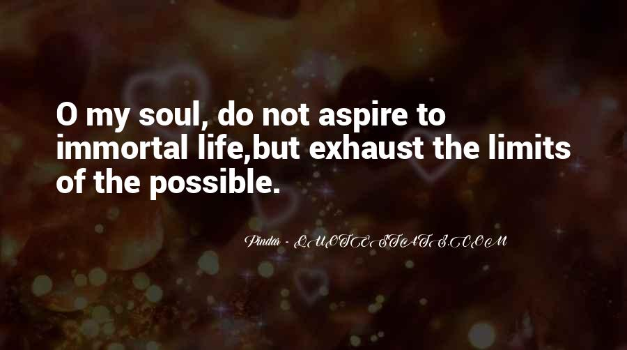 Quotes About Not Possible #53461