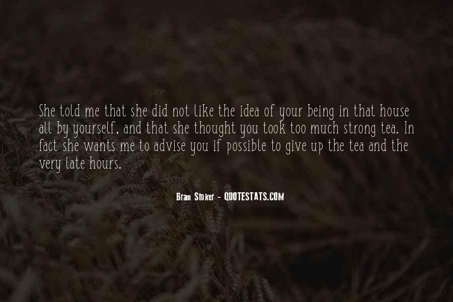 Quotes About Not Possible #54151