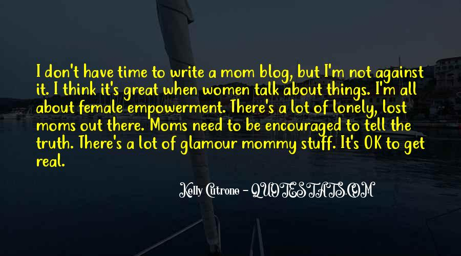Quotes About Best Mommy #270915