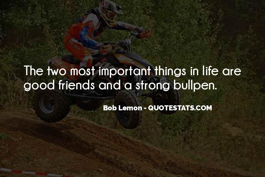 Quotes About Sports And Friends #123228