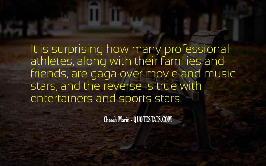 Quotes About Sports And Friends #1837407