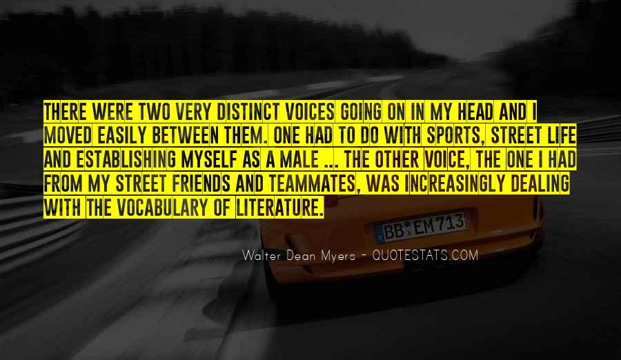 Quotes About Sports And Friends #865785