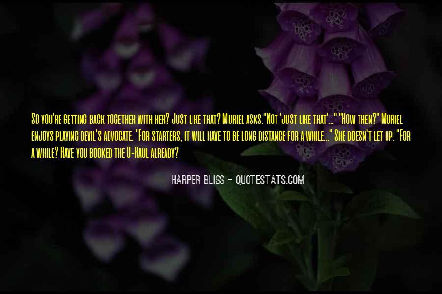 Quotes About Devil Advocate #1448741