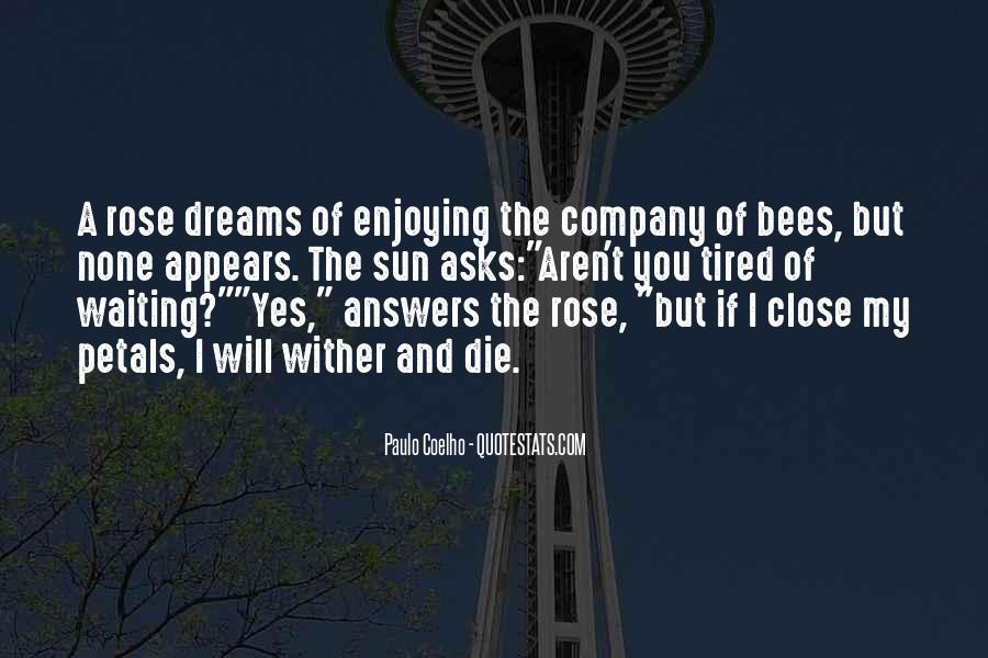 Quotes About Rose Petals #1604991