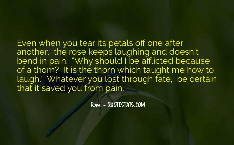 Quotes About Rose Petals #346452