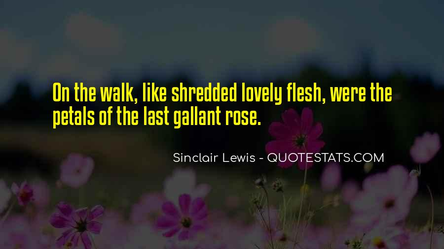Quotes About Rose Petals #42868