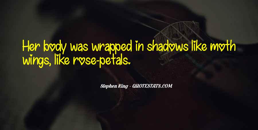 Quotes About Rose Petals #576232