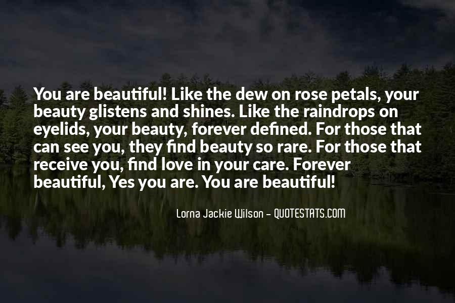 Quotes About Rose Petals #619589