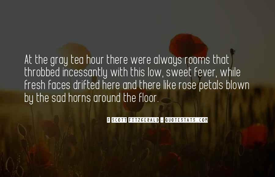 Quotes About Rose Petals #655099