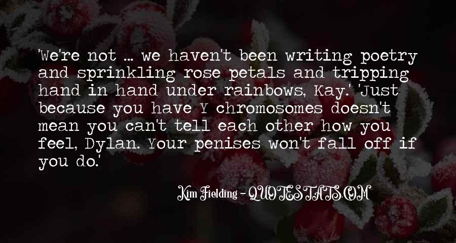Quotes About Rose Petals #708209