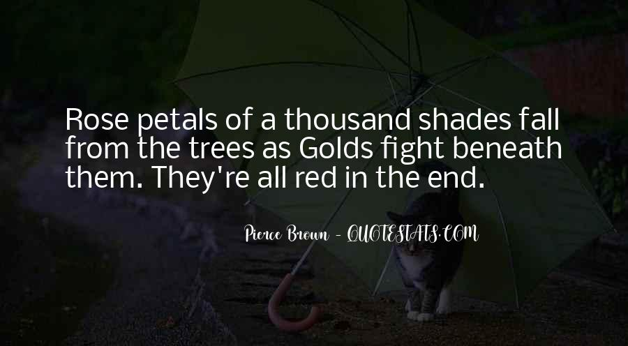 Quotes About Rose Petals #9975