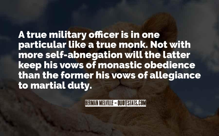 Quotes About Duty Military #687836