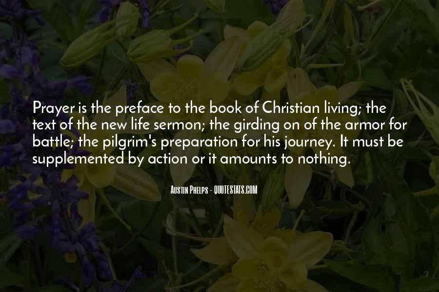 Quotes About Sermon Preparation #388515