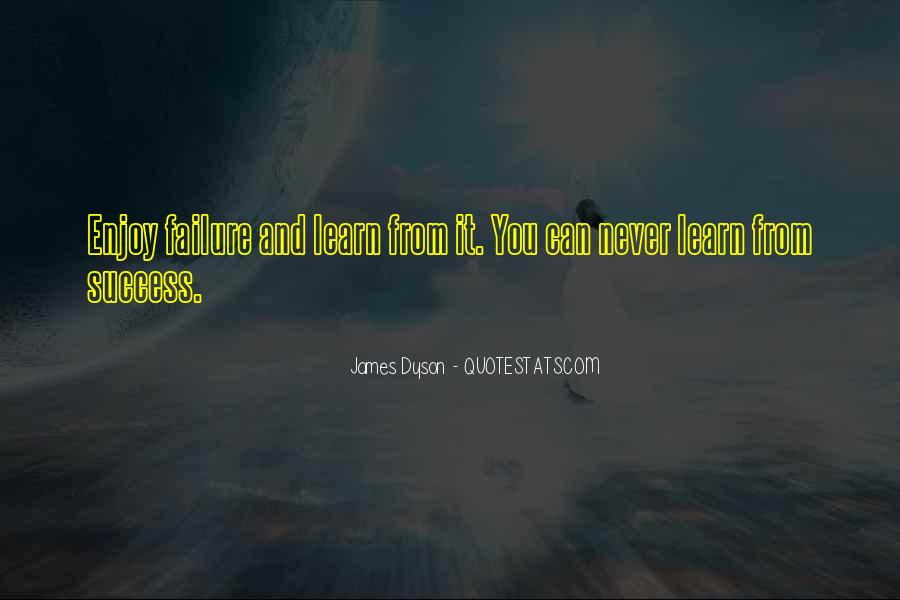 Quotes About Failure Before Success #103113