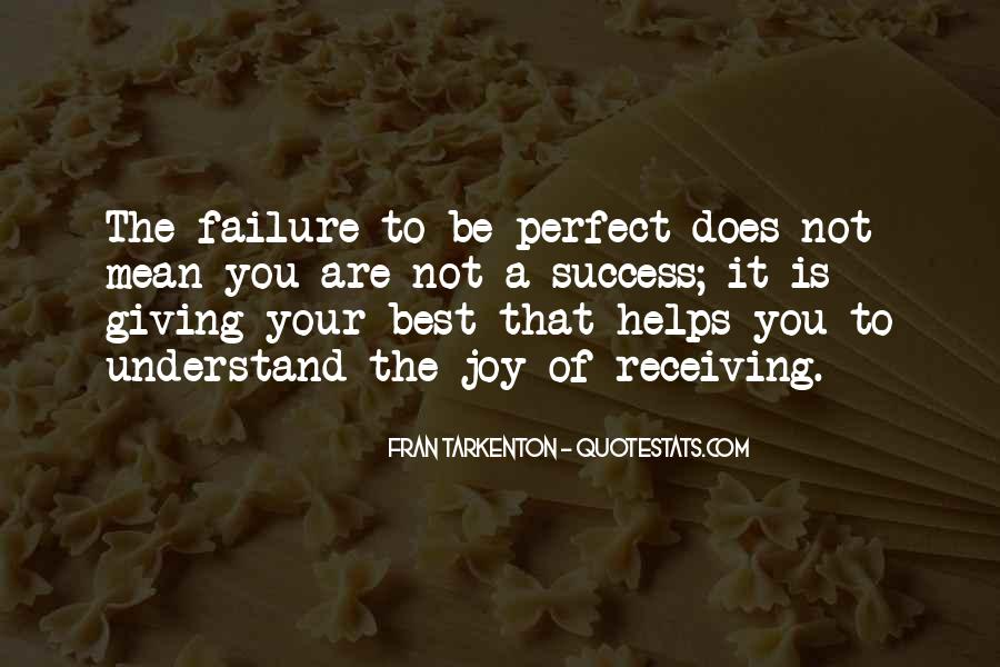 Quotes About Failure Before Success #103518