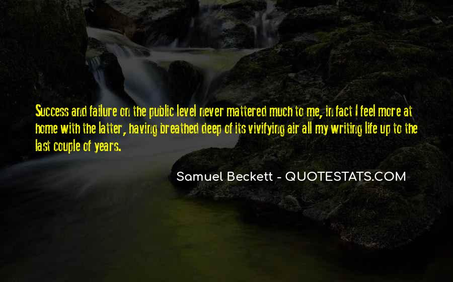 Quotes About Failure Before Success #103915