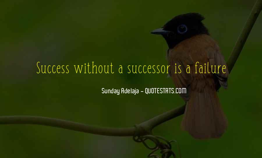 Quotes About Failure Before Success #104763