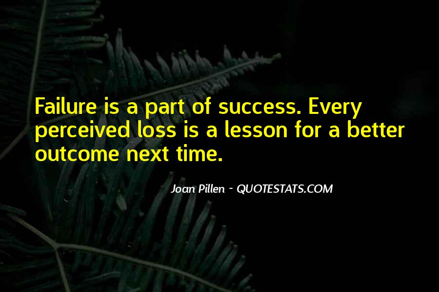 Quotes About Failure Before Success #113071