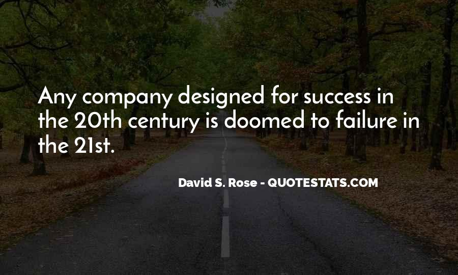 Quotes About Failure Before Success #33046