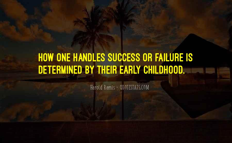 Quotes About Failure Before Success #37117