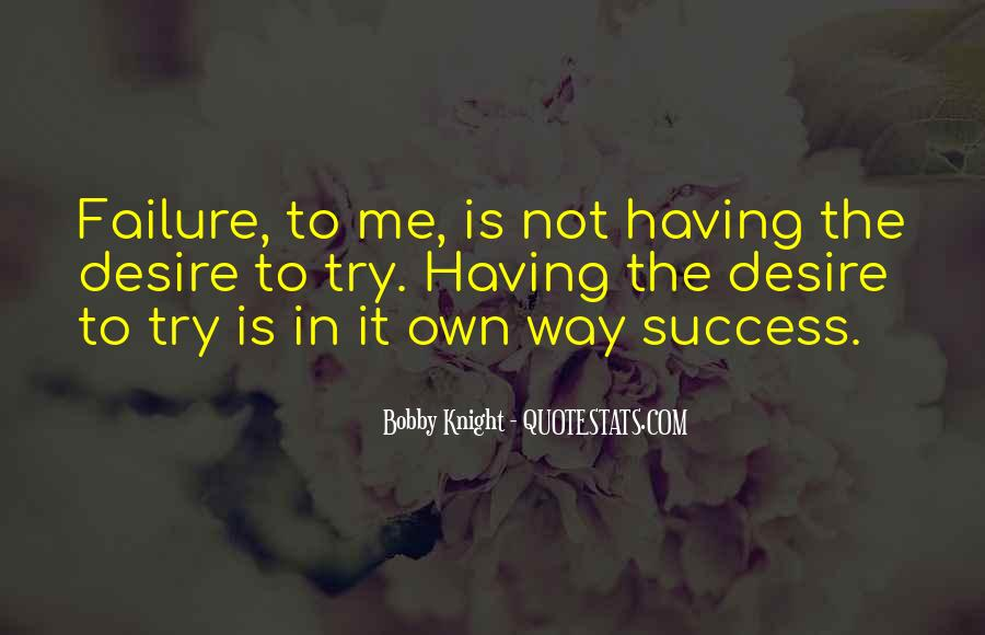 Quotes About Failure Before Success #38387