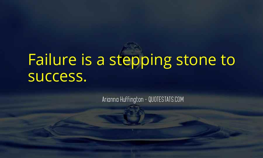 Quotes About Failure Before Success #40573
