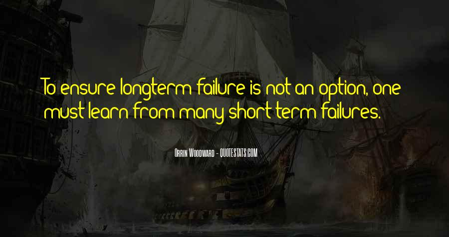 Quotes About Failure Before Success #46153