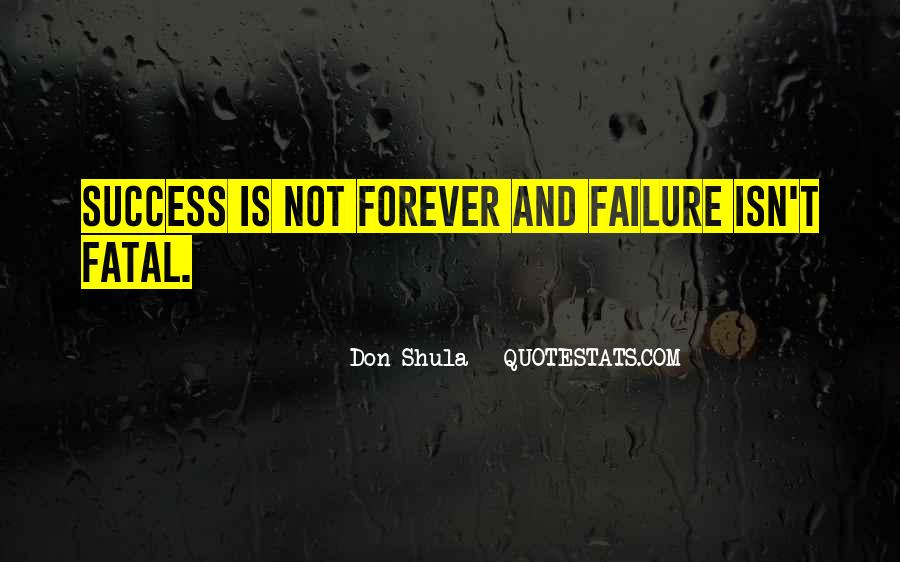 Quotes About Failure Before Success #47049