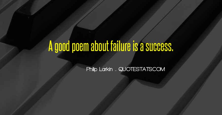 Quotes About Failure Before Success #49575