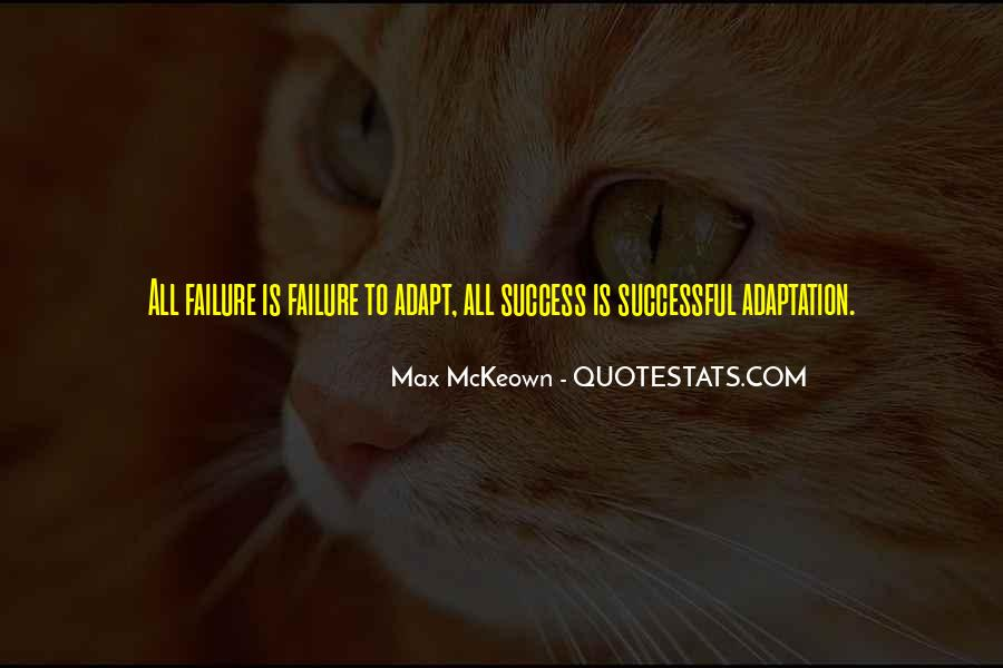 Quotes About Failure Before Success #68439
