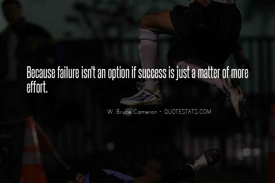 Quotes About Failure Before Success #69954