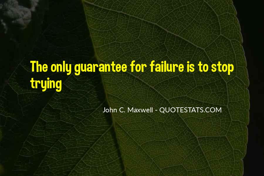 Quotes About Failure Before Success #70297