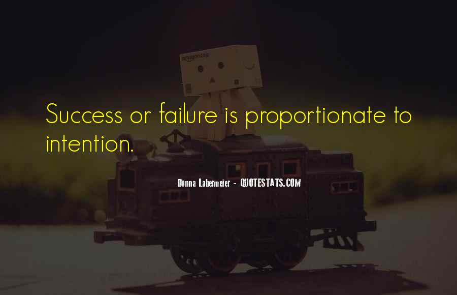 Quotes About Failure Before Success #74497