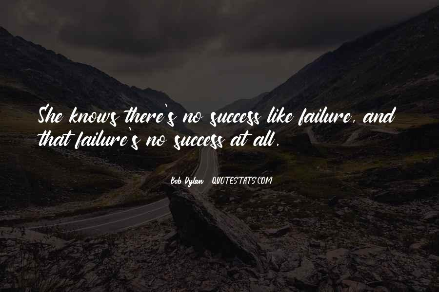 Quotes About Failure Before Success #79428