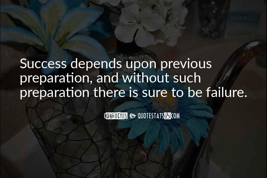 Quotes About Failure Before Success #91674