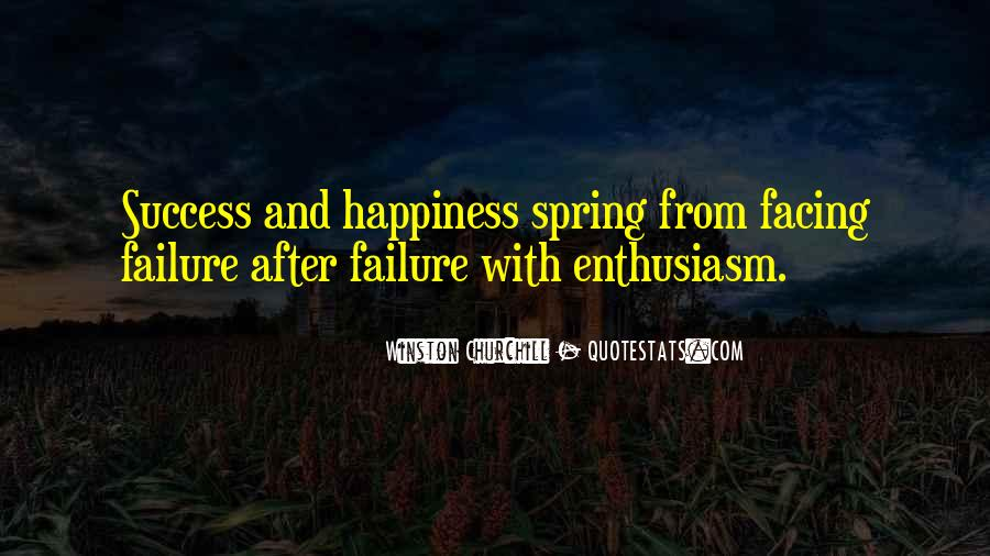 Quotes About Failure Before Success #95439
