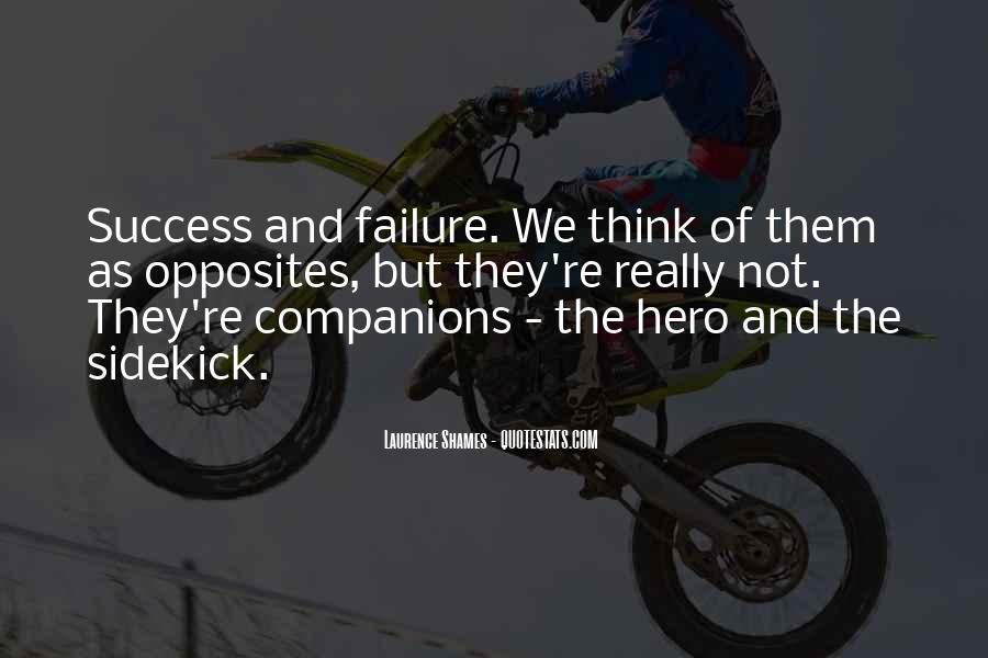 Quotes About Failure Before Success #98204