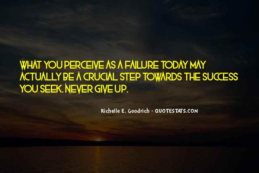 Quotes About Failure Before Success #98793
