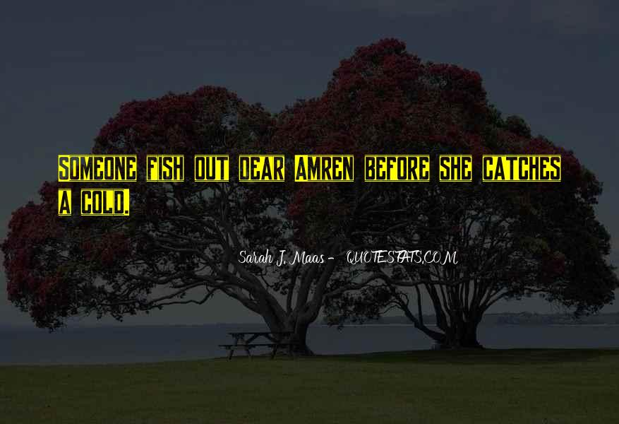 Quotes About Amren #629458