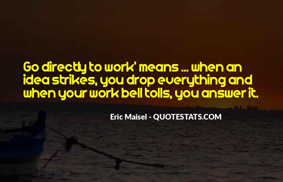 Quotes About Tolls #1427483