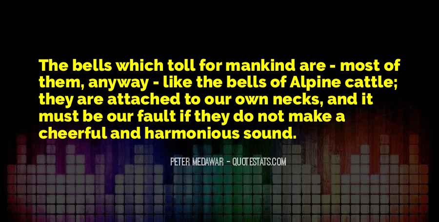 Quotes About Tolls #469871